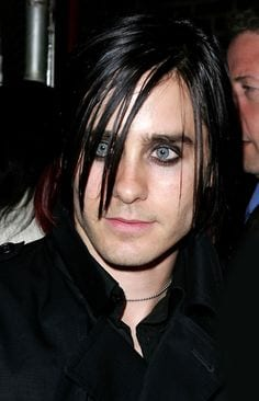jaredleto Top 12 Emo Hairstyles for Guys Trending These Days