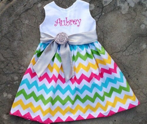 spring3-500x421 17 Cute 1st Birthday Outfits for Baby Girl All Seasons