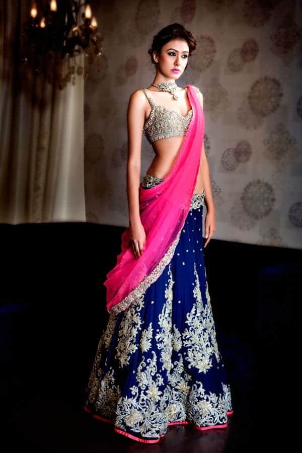 06e11850a98af48e80a4de907f848f48 Indian Wedding Fashion-20 Latest Style Indian Bridal Outfits