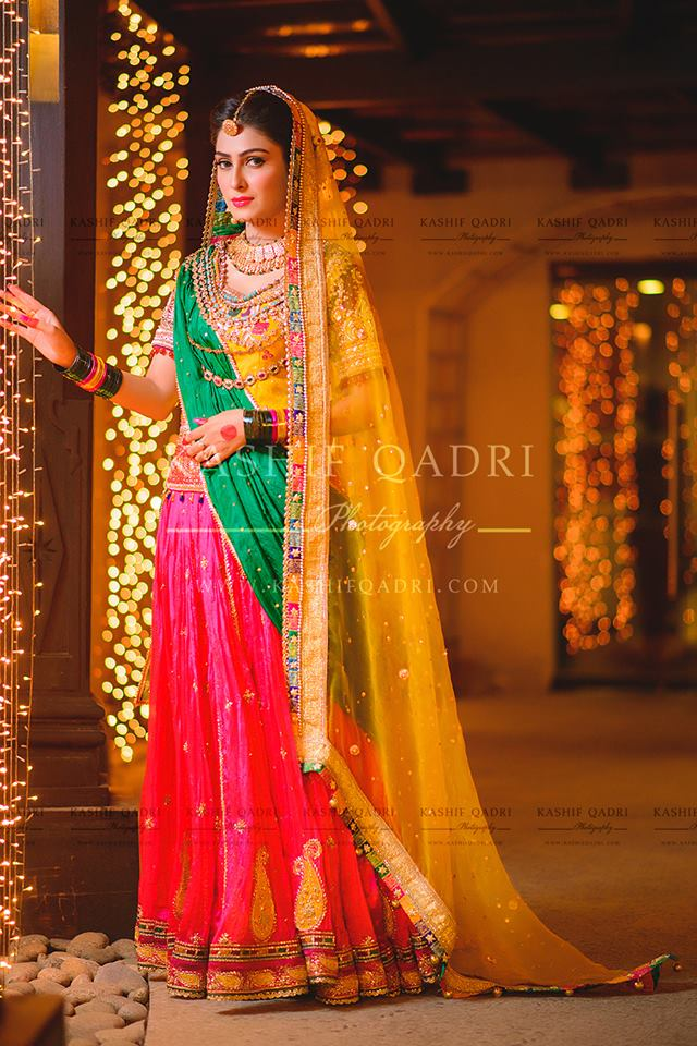10600467_702179519837979_6020707085074603568_n 35 Latest Style Pakistani Bridal Outfits Combinations