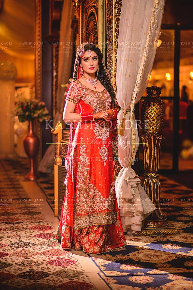 10615465_703561836366414_7682906603973720775_n 35 Latest Style Pakistani Bridal Outfits Combinations