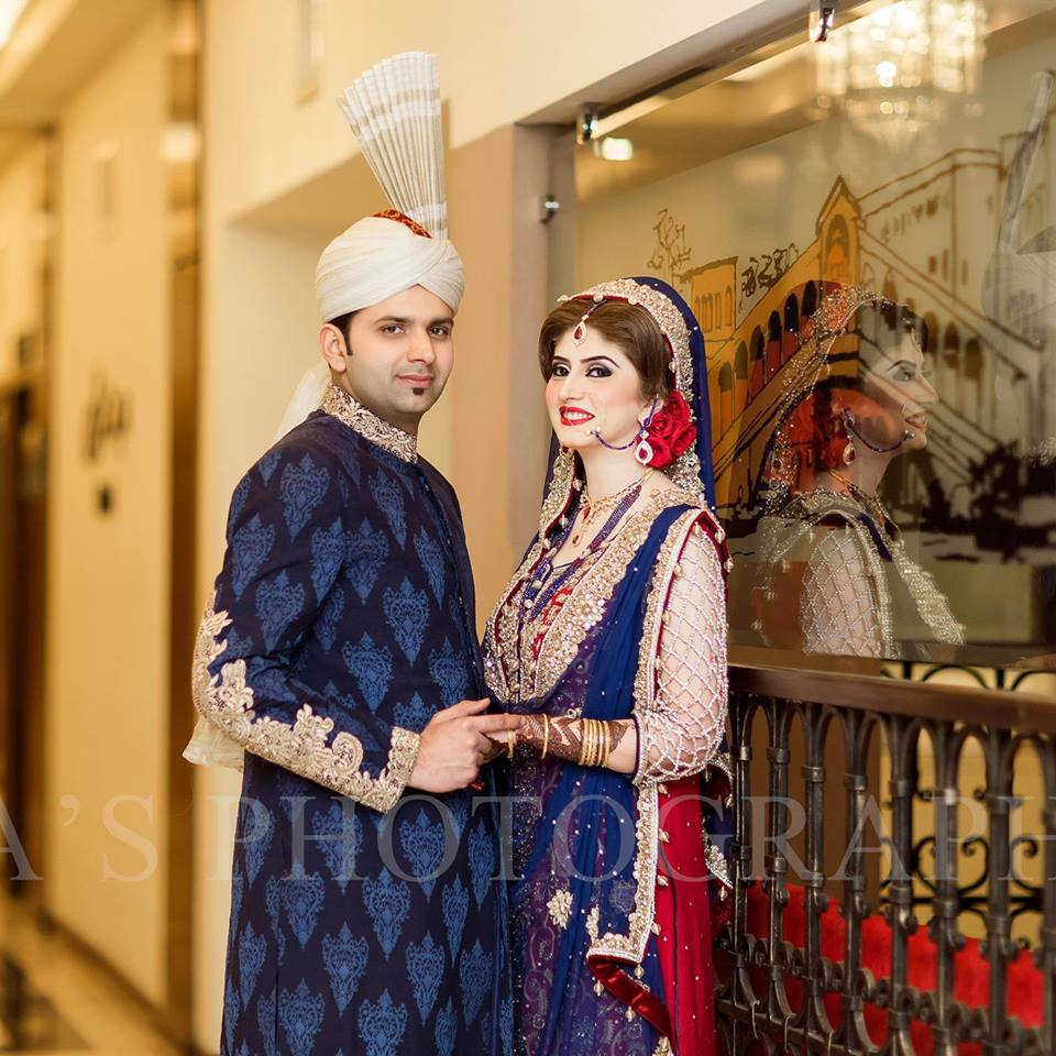 11062808_726708560772641_3243233485755782832_n 35 Latest Style Pakistani Bridal Outfits Combinations