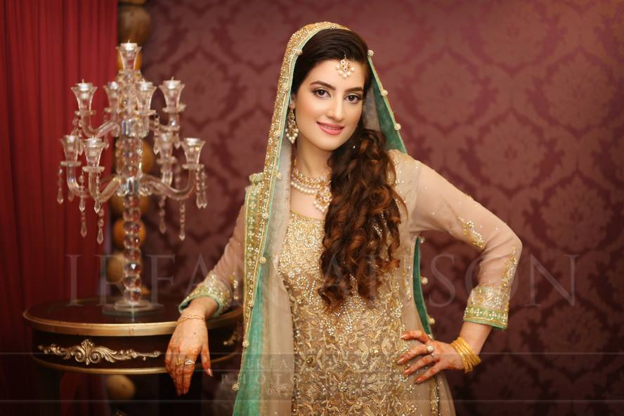 11156405_10152957369104480_2236920407959829123_n 35 Latest Style Pakistani Bridal Outfits Combinations