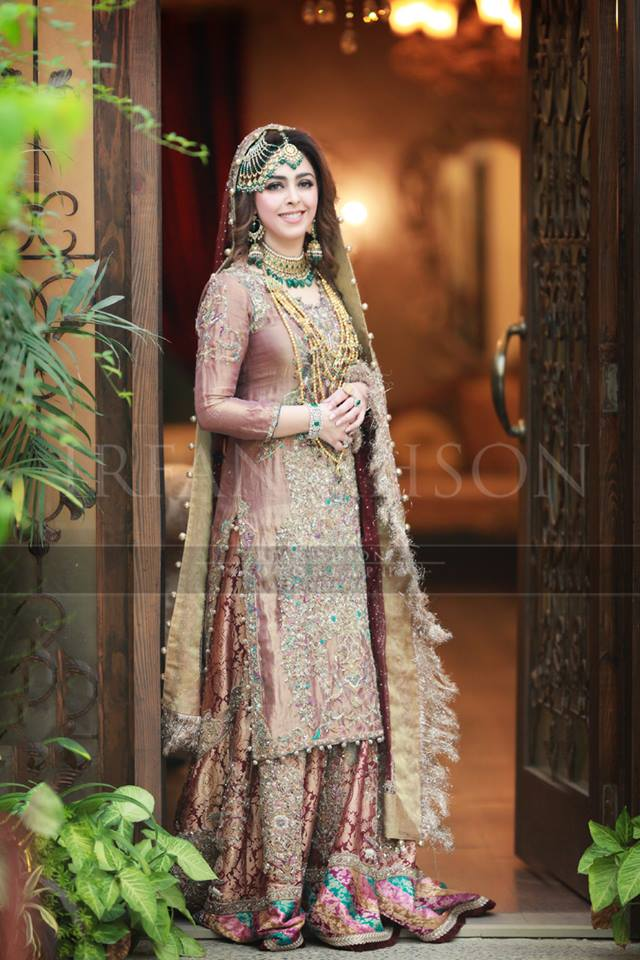 11196326_10152984337414480_843846701344919425_n 35 Latest Style Pakistani Bridal Outfits Combinations