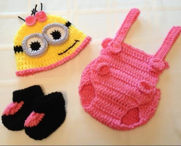 outfittrends: 12 Cute Minion Outfits for Babies/Toddlers You will Love