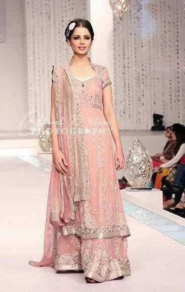 15 Latest Style Walima Bridal Dresses00