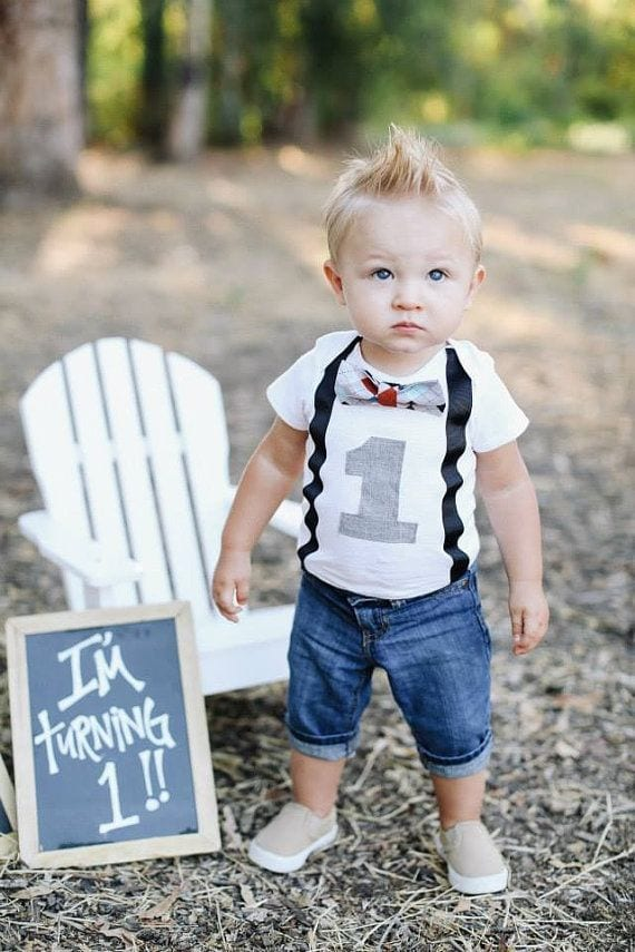 309e02ffeada4c29f46d56e10bf5c796 20 Cute Outfits Ideas for Baby Boys 1st Birthday Party