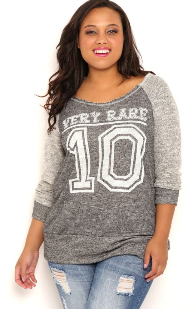 Plus size High School/ College Outfits (8)