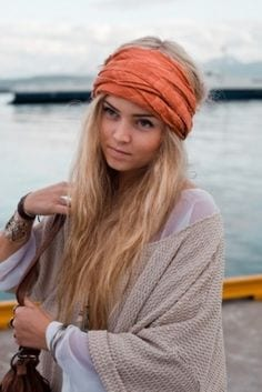 beach 15 Best Bandana Outfits Combinations for A Perfect Bandana Look