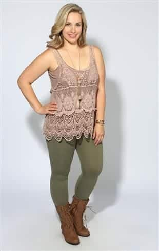 Plus size High School/ College Outfits (2)