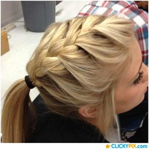 f4-500x500 16 Cute Summer Hairstyles for College Girls to Stay Cool