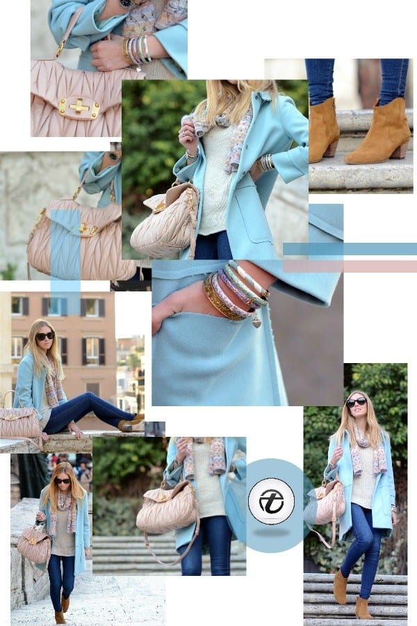 how-to-wear-a-pastel-blazer 18 Cute Pastel Outfit Combinations and Ideas to Wear Pastel