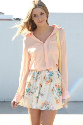 pastel4-333x500 18 Cute Pastel Outfit Combinations and Ideas to Wear Pastel