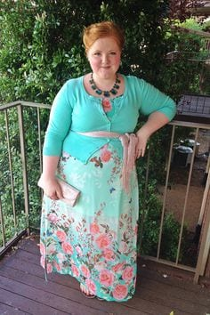 plus-size1 18 Cute Pastel Outfit Combinations and Ideas to Wear Pastel