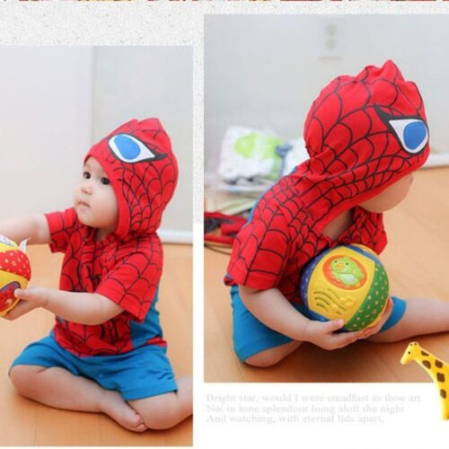 spiderman1-500x500 20 Cute Outfits Ideas for Baby Boys 1st Birthday Party