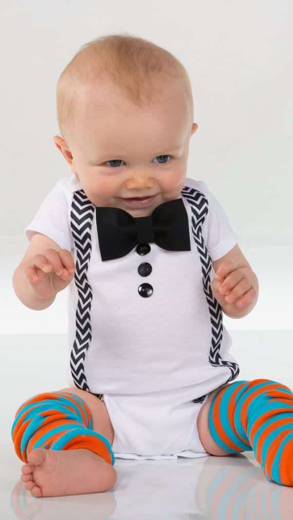 Boys first birthday outfit, baby boy smash cake outfit, bow tie and suspenders, boys birthday party outfit, first birthday photo prop boy ShopLilSquirts 5 out of 5 stars.