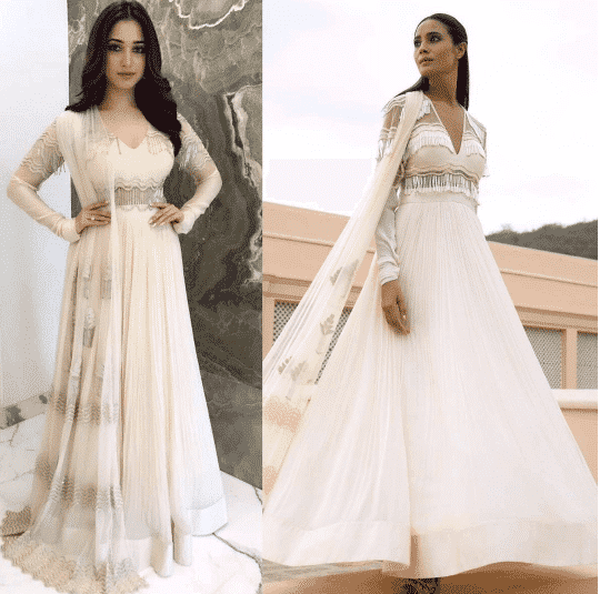 Indian Wedding Fashion20 Latest Style Indian Bridal Outfits - White Indian Wedding Dress