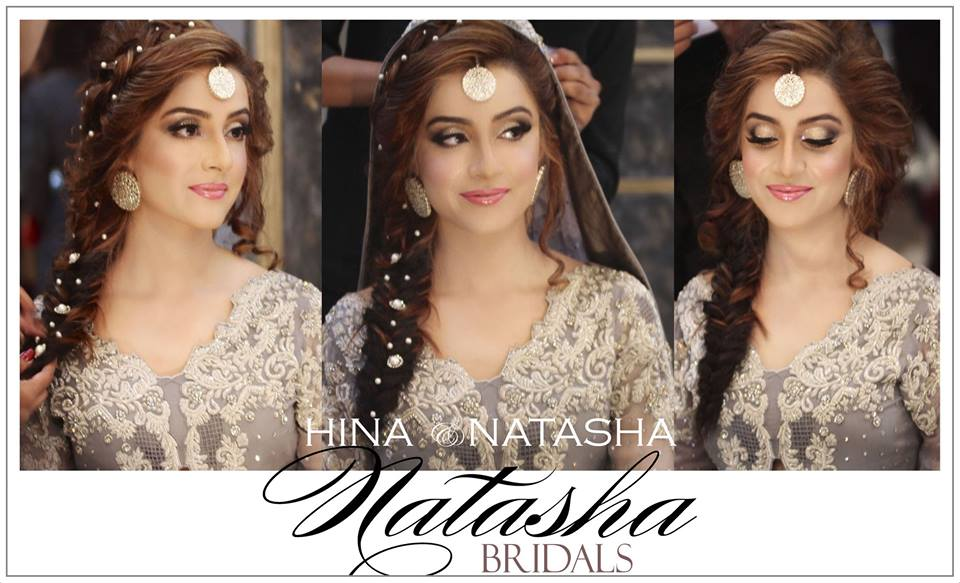 Mehndi Hairstyles S : Cute hairstyles with maang tikka maatha patti this season