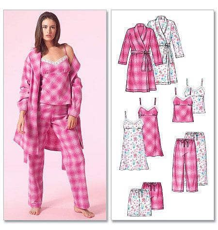 8567cf00eac5e3dce04b3fe7a7e62482 30 Cute Outfits to Wear with Pajamas/PJs to Look Gorgeous