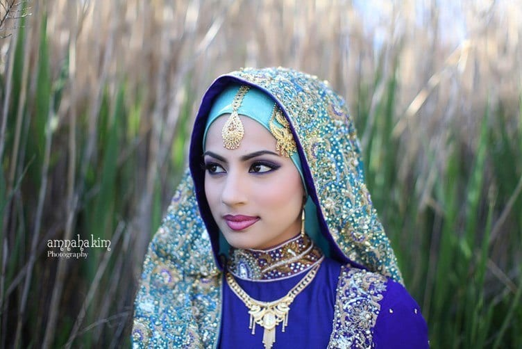 AmnaHakim-Photography-Indian-Saudi-Filipino-Wedding-32 How to Wear Maang Tikka in 15 Different Styles