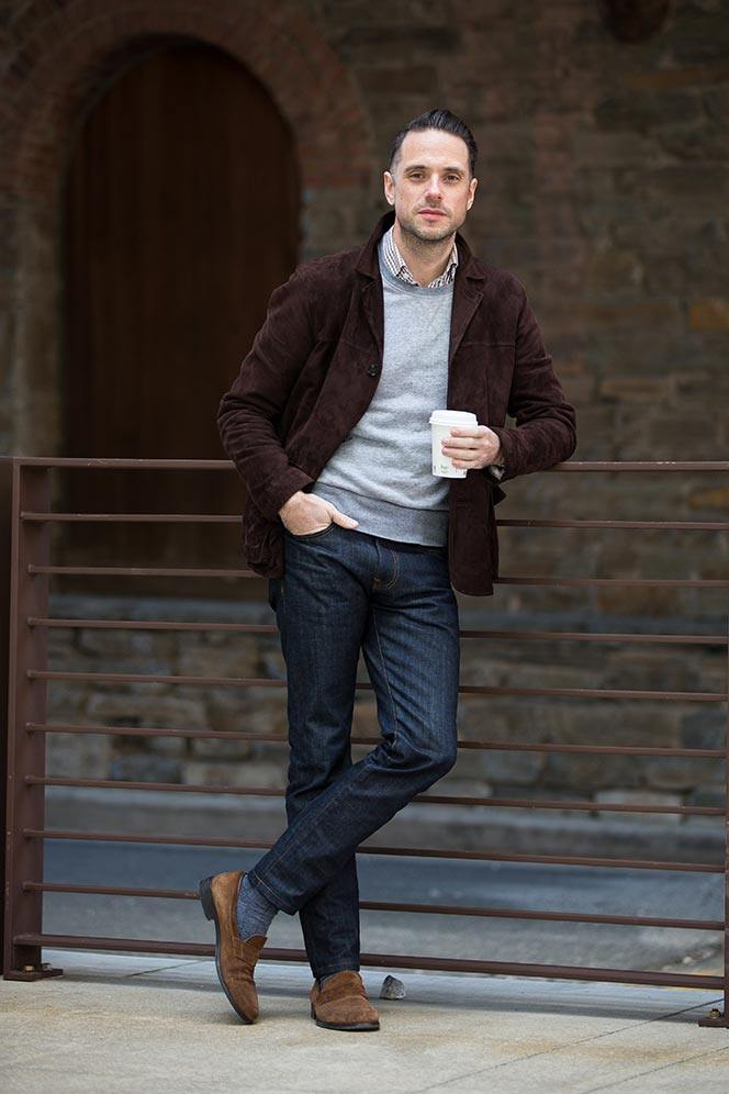 casual-date-outfit-for-men-in-winters 24 Sexy Winter Date Outfit Ideas for Guys Your Girl Will Love