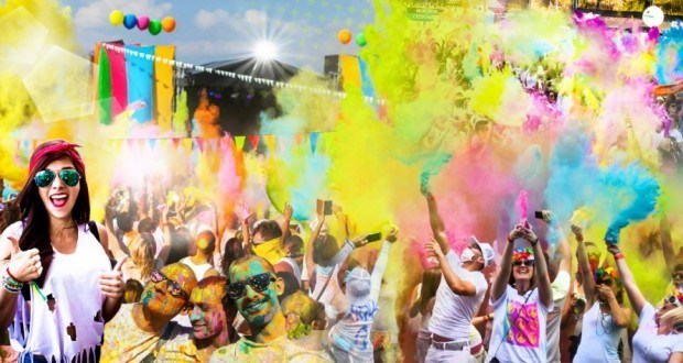 What to wear at holi festival 16 idea holi outfits ideas for Holi decorations at home