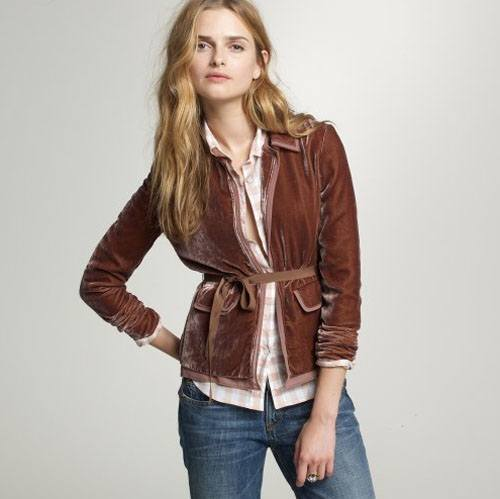 jcrew-jacket Tall Girls Fashion -35 Cute Outfits Ideas for Tall Ladies