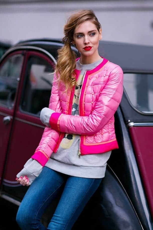 outfit-with-puffer-coat Tall Girls Fashion -35 Cute Outfits Ideas for Tall Ladies