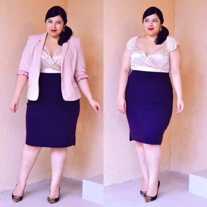 18 Gorgeous Party Outfits for Plus Size Women This Season