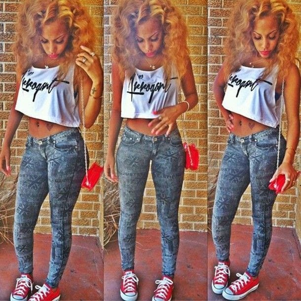 17 Most Swag Outfit Ideas For Black Girls Style Tips