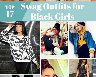 latest swag outfits for african black women