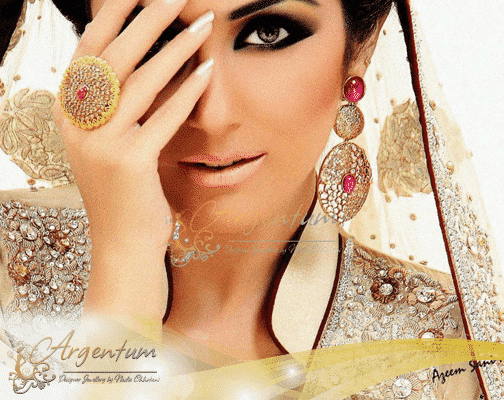 10923277_910945705604113_3862760416357719373_n Eid Jewellery-15 Ways to Accessorize Eid Dress with Jewellery