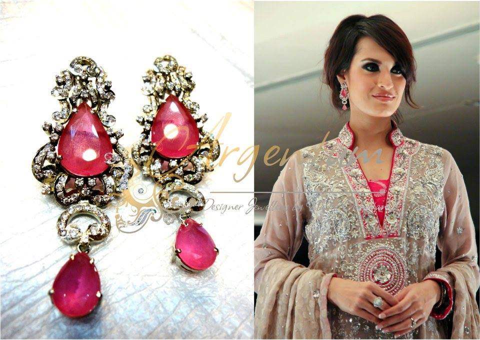 11137178_988975851134431_6270680735278078682_n Eid Jewellery-15 Ways to Accessorize Eid Dress with Jewellery