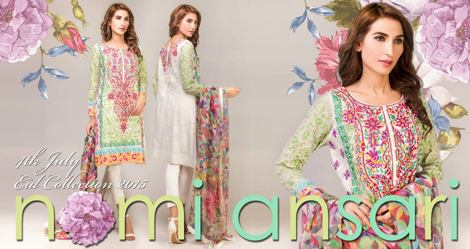 11202062_956003574419728_989603561270106476_n 15 Top Pakistani Designers Eid Dresses for women This Eid