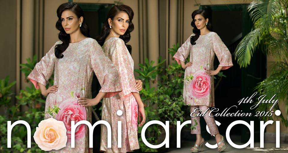 11214344_959105170776235_5955597660183274869_n1 15 Top Pakistani Designers Eid Dresses for women This Eid