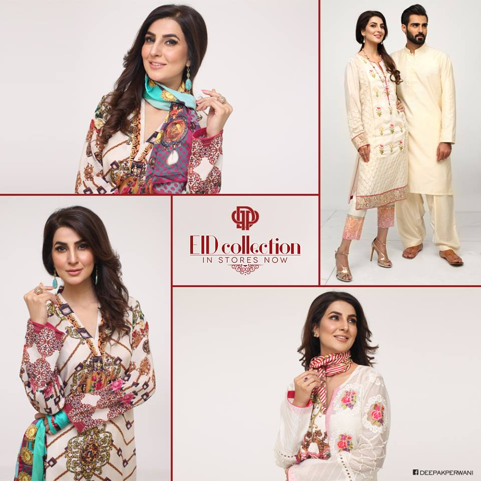 11659307_919969504726269_6396408947254662363_n 15 Top Pakistani Designers Eid Dresses for women This Eid