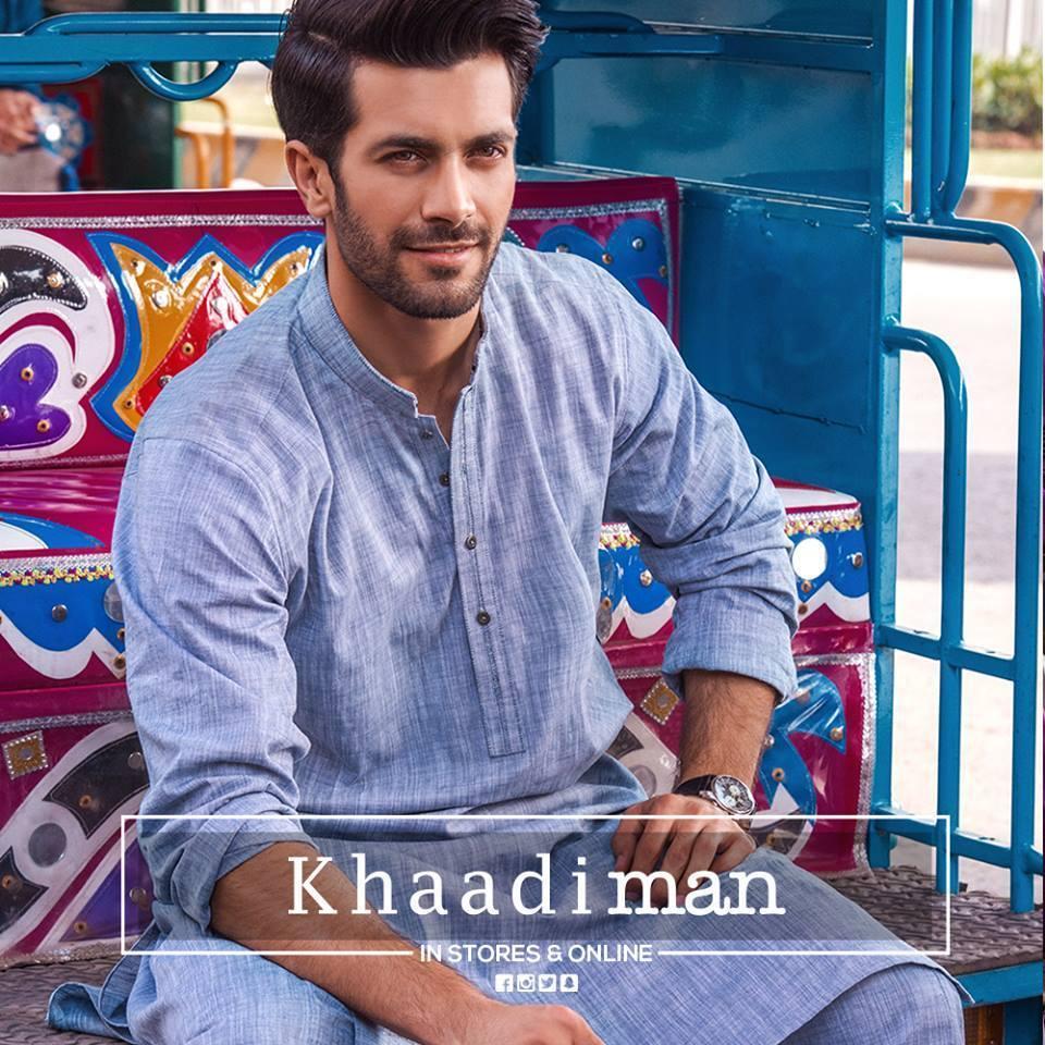 13524330_10153835859419075_7654652450110674071_n 2018 Men Eid Dresses-15 Latest Eid Kurta Shalwar Designs Men