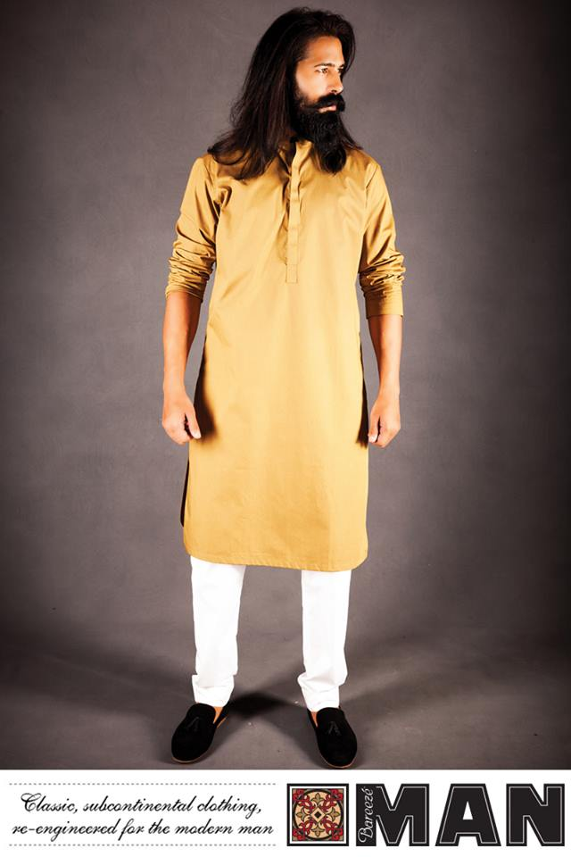 1392718_774003639282208_37162102_n 15 Latest Men's Eid Shalwar kameez Designs for This Eid