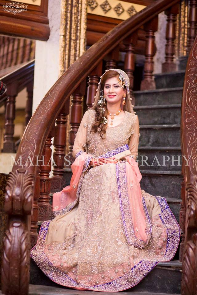 1471228_520944441349055_417203380_n 15 Latest Style Walima Bridal Dresses To Look Gorgeous Bride
