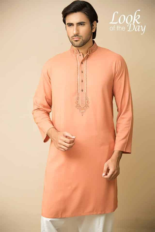 1973851_10153009512825777_1601355245434720186_o 15 Latest Men's Eid Shalwar kameez Designs for This Eid