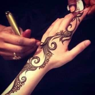 7c8d4476a13c61ef9abede240aa232b4 Eid Mehndi designs – 20 Cute Mehdni Designs For Hands This Year