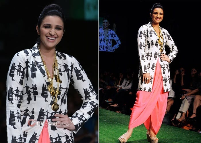 B_Id_431687_parineeti-masaba Dhoti Pant Outfits-20 Chic Ways to Wear Dhoti Pants This Season