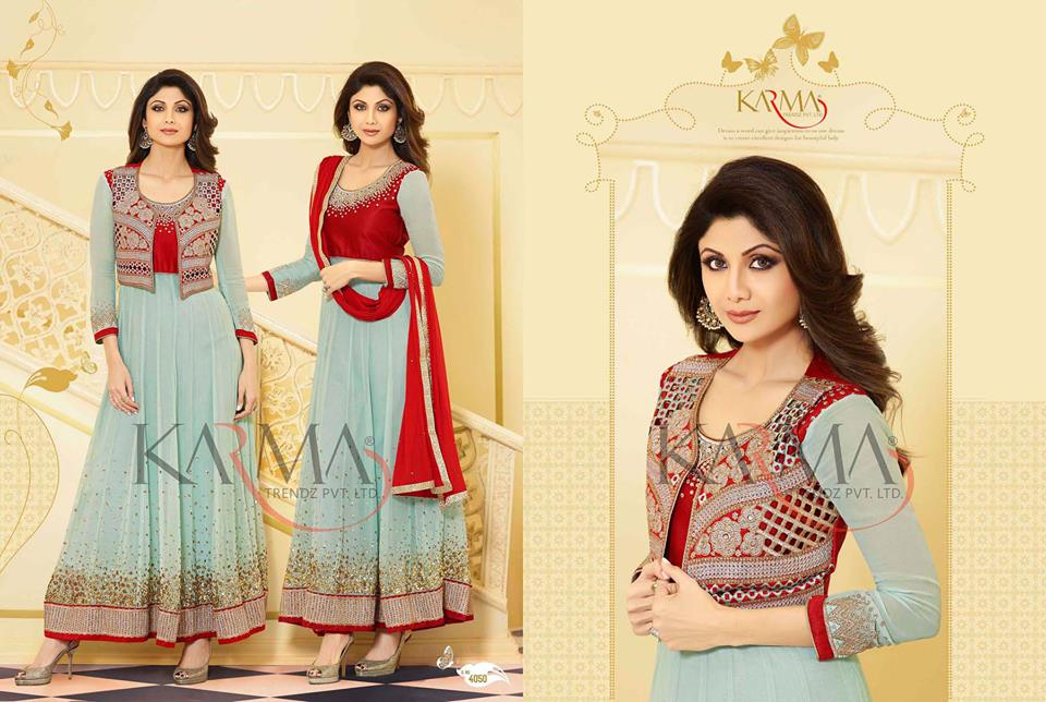 Wonderful India Eid Al-Fitr 2018 - Stylish-Indian-Shilpa-Shetty-Eid-Wear-Collection-2015-for-Women-8  You Should Have_714013 .jpg