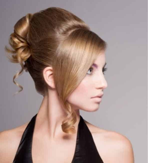 Surprising 2016 Eid Hairstyles 20 Latest Girls Hairstyles For Eid Hairstyles For Women Draintrainus