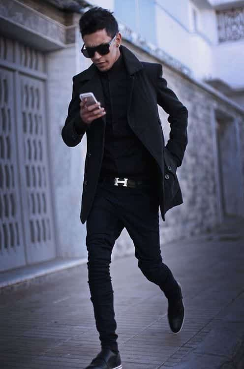 black male casual outfit 8