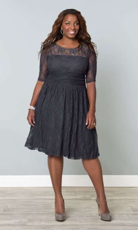 bridal shower dress for black women