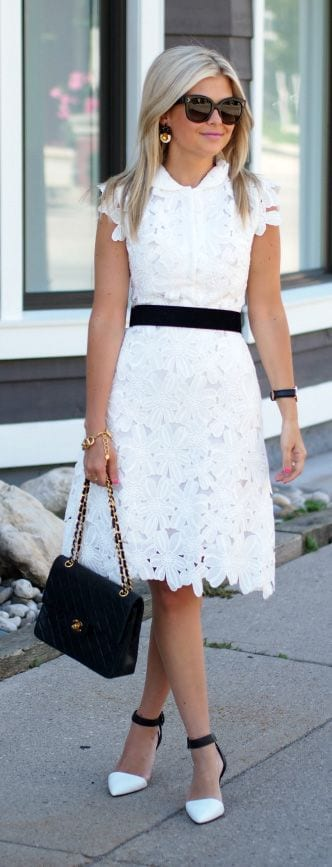 bridal-shower-outfit-14 What to Wear on Bridal Shower?14 Cute Bridal Shower Outfits
