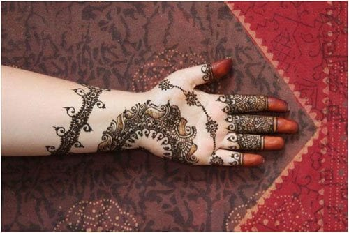festivals-like-1 Eid Mehndi designs – 20 Cute Mehdni Designs For Hands This Year