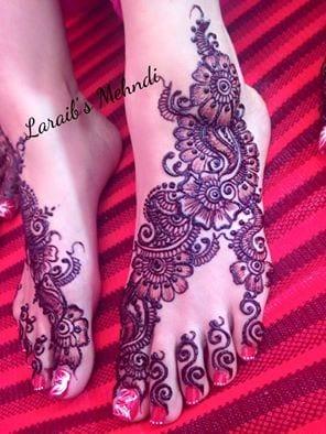 gg-3 Eid Mehndi designs – 20 Cute Mehdni Designs For Hands This Year