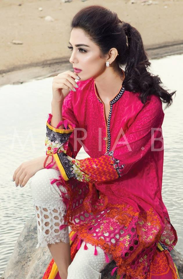 maria b eid collection 2016